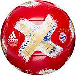 adidas FC Bayern mini Fußball FCB TRUE RED