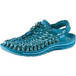Keen Uneek 8mm Outdoorsandalen Damen celestial-blue grotto