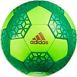 adidas ACE Fußball neongrün
