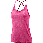 Nike Tuned Cool Funktionstank Damen beere/melange