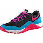 Nike Metcon Repper DSX Fitnessschuhe Damen schwarz/pink/blau