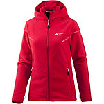 VAUDE Smaland Fleecejacke Damen rot