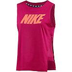 Nike Advanced Tanktop Damen fuchsia