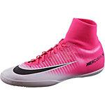 Nike MERCURIALX VICTORY DF IC Fußballschuhe Herren pink/schwarz