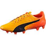PUMA evoSPEED 17 SL S FG Fußballschuhe Herren gelb/orange