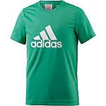 adidas Funktionsshirt Jungen grün
