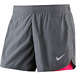 Nike Flex 2in1 Shorts Damen grau/pink