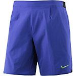 "Nike Gladiator 9"" Tennisshorts Herren blau"