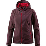 VAUDE Neloso Softshelljacke Damen indian red-raisin
