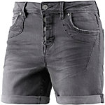 TOM TAILOR Jeansshorts Damen grey denim