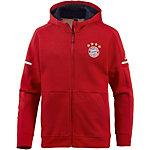 adidas FC Bayern Trainingsjacke Herren FCB TRUE RED
