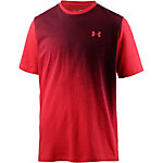 Under Armour HeatGear Gradient Funktionsshirt Herren red
