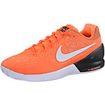 Nike Zoom Cage 2 Clay Tennisschuhe Herren weiß/orange