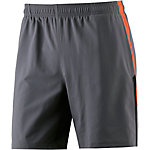 Under Armour HeatGear Launch Laufshorts Herren rhino-gray