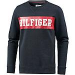 Tommy Hilfiger Sweatshirt Herren schwarz/rot