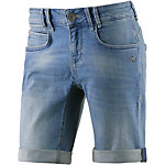 Mogul Jeansshorts Damen blue denim