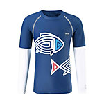 reima Bay Surf Shirt Kinder blau