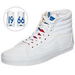 Vans Sk8-Hi Reissue 1966 Sneaker Herren weiß / blau