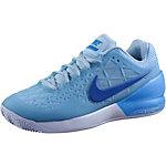 Nike Zoom Cage EU 2 Clay Tennisschuhe Damen blau/weiß