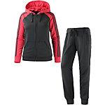 adidas Re-Focus Trainingsanzug Damen grau/pink