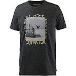 Billabong LIFE'S SHORT AIR SS T-Shirt Herren schwarz