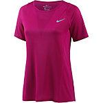 Nike Relay Laufshirt Damen beere