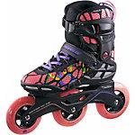 POWERSLIDE Cruiser Fitness Skates Damen rot/schwarz