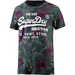 Superdry T-Shirt Herren bunt