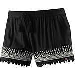 Superdry Shorts Damen schwarz