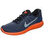 Nike Lunarglide 8 Laufschuhe Herren blau / orange