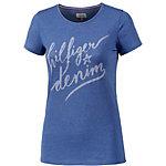 Tommy Hilfiger T-Shirt Damen blau
