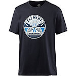 Element GRADE A SS T-Shirt Herren blau
