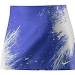 Nike Tennisrock Damen blau/weiß