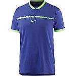 Nike Rafael Nadal - French Open Tennisshirt Herren blau