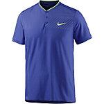 Nike Tennisshirt Herren blau