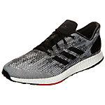 adidas Pure Boost DPR Laufschuhe schwarz / weiß