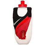 Nike Large Handheld Trinkflasche neonrot / schwarz