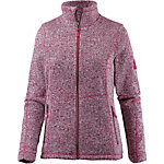 Mc Kinley Kipapa Fleecejacke Damen pink dark