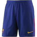Nike FC Barcelona 17/18 Heim Funktionsshorts Herren blau/gold
