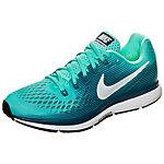 Nike Air Zoom Pegasus 34 Laufschuhe Damen türkis / hellblau