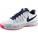 Nike W NIKE ZOOM VAPOR 9.5 TOUR CLY Tennisschuhe Damen WHITE/BINARY BLUE-PURE PLATINU