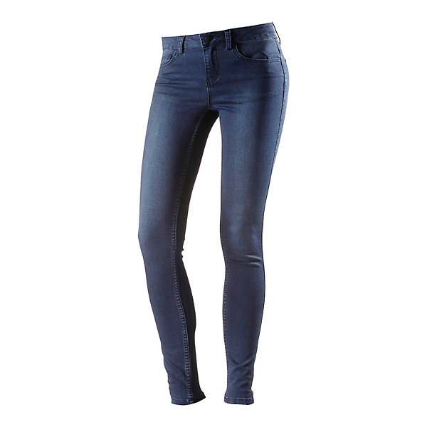 Pieces Just Jute Washed Jeggings Damen