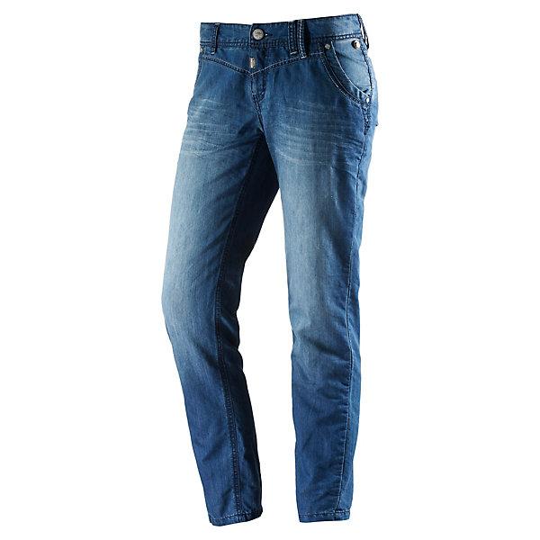 timezone nali 7 8 jeans damen slim fit jeans. Black Bedroom Furniture Sets. Home Design Ideas