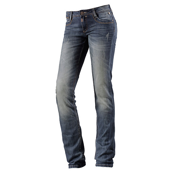 Timezone Tamika Straight Fit Jeans Damen