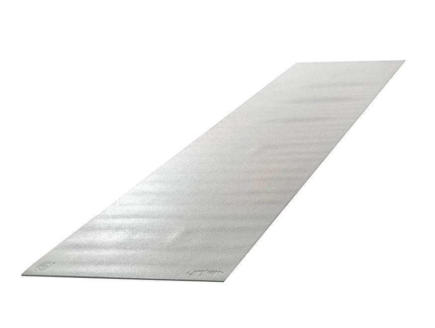 Yogamatte in grau, Größe 2