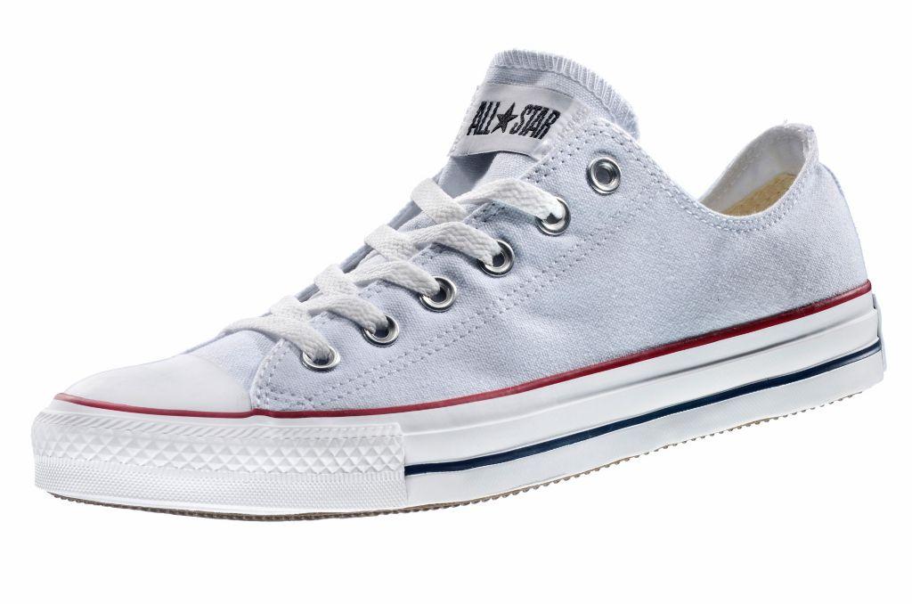 Chuck Taylor All Star Sneaker in weiß, Größe 43