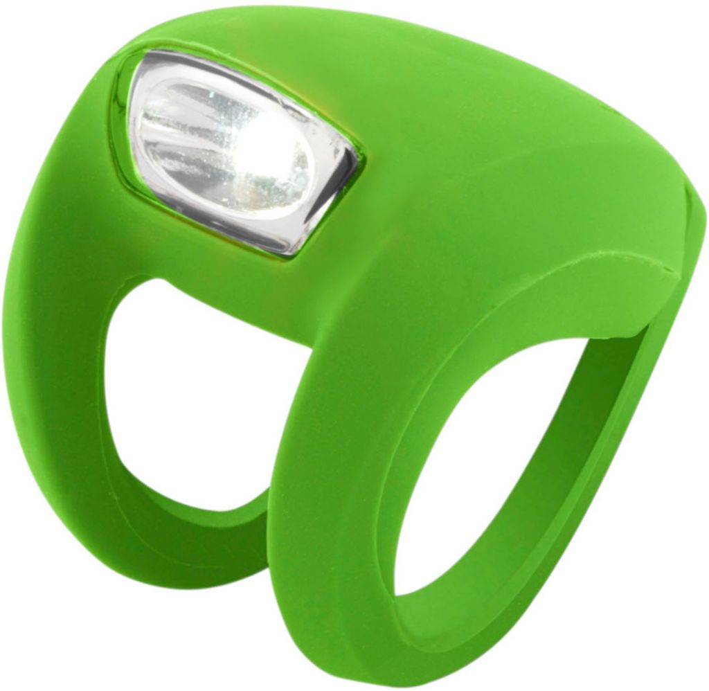 Frog Strobe Fahrradbeleuchtung in grün