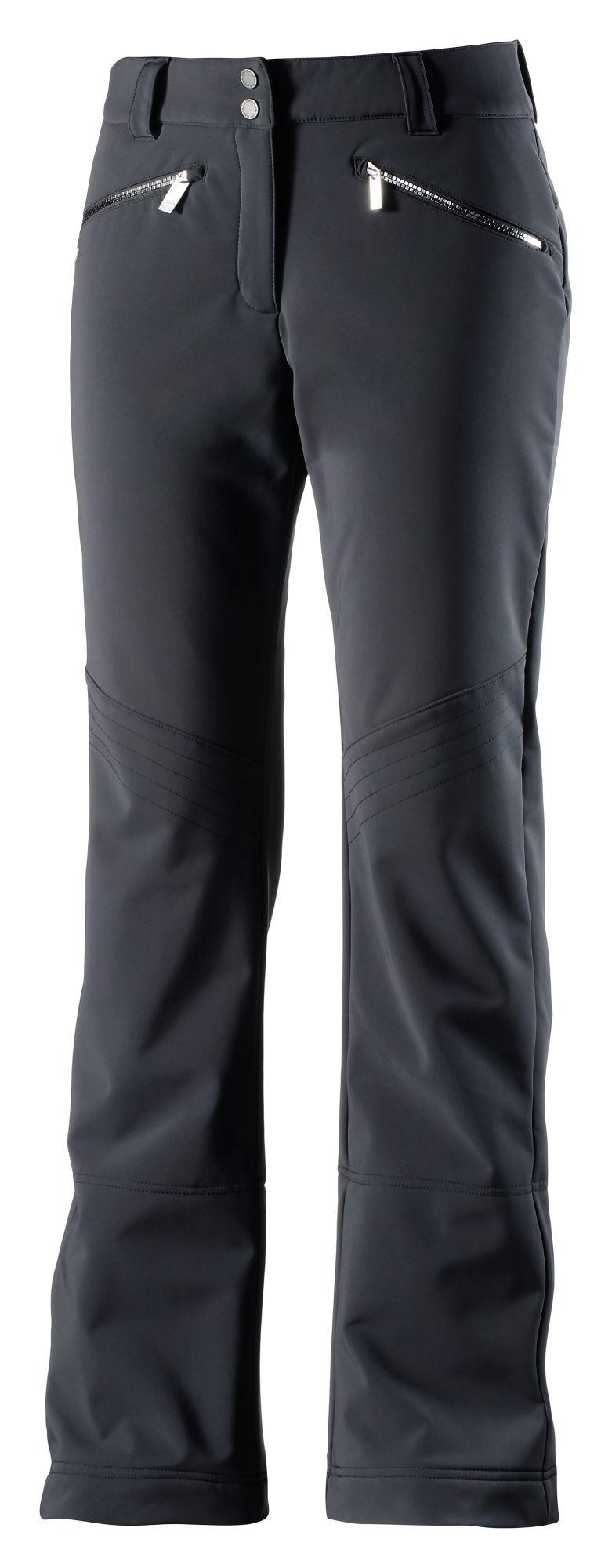 Latemar Softshellhose Damen in schwarz, Größe 44