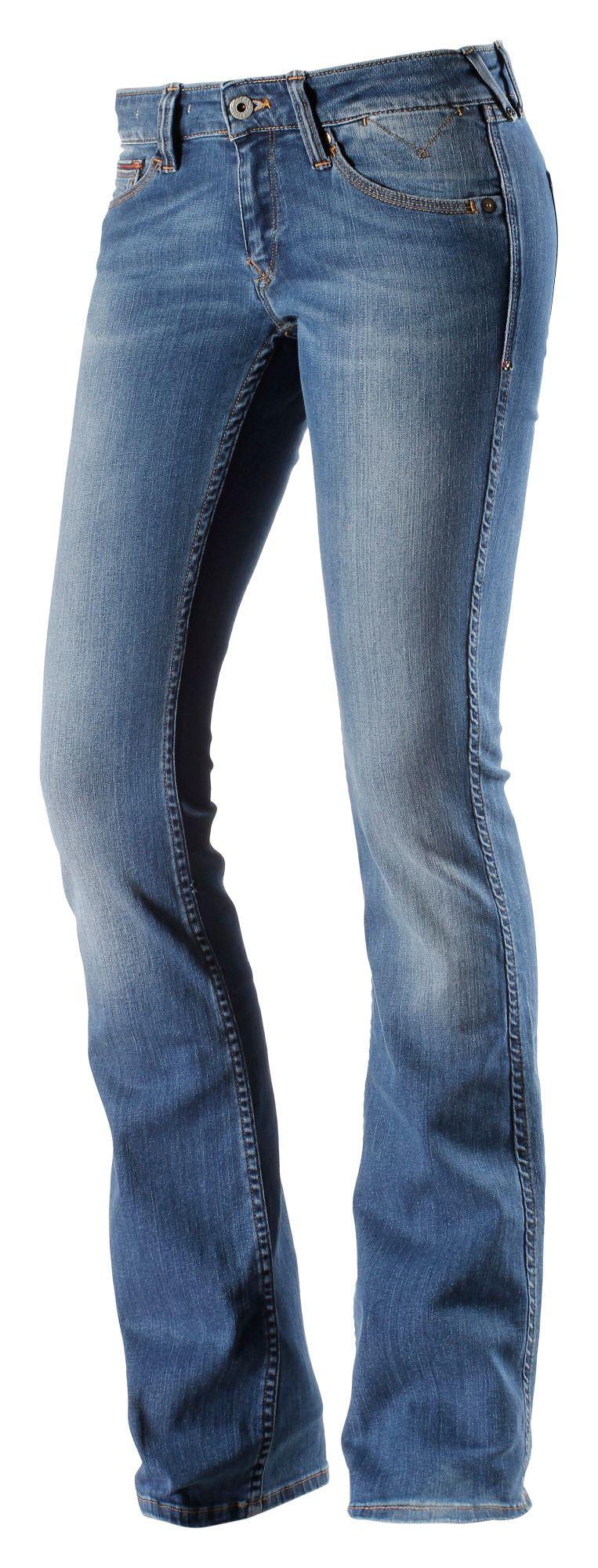 Tommy Hilfiger Sophie Bootcut Jeans Damen von SportScheck  in black - Schwarz für 29,95€