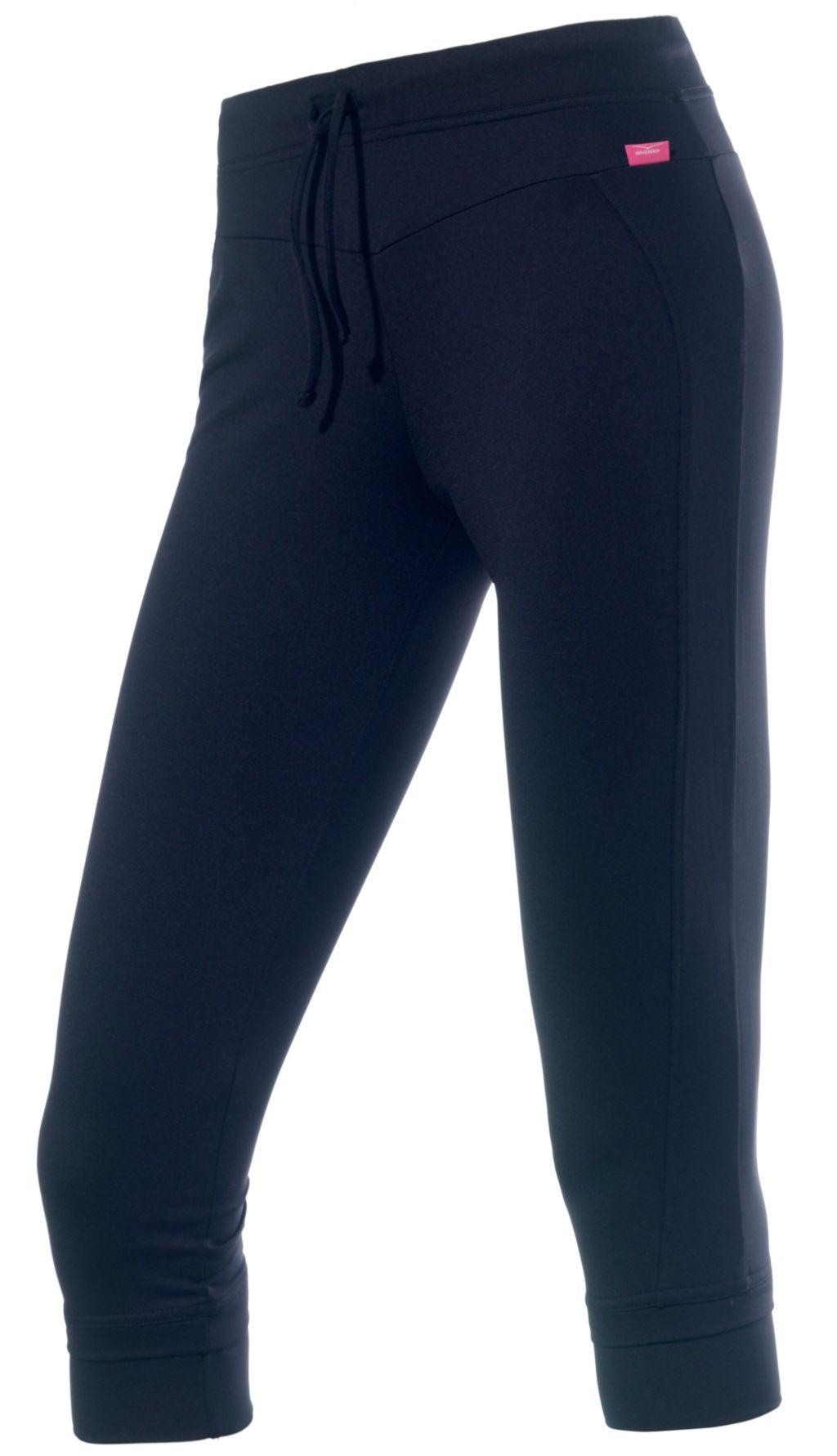 Dynas Yogapants Damen in schwarz, Größe XS